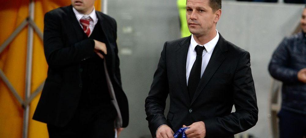 "Stoican: ""Ma bucur ca fanii imi cer demisia, inseamna ca-i lasa pe jucatori in pace"". Antrenorul, multumit dupa victoria cu Rapid"