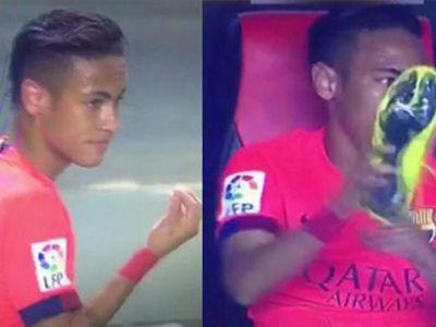 Neymar a facut SCANDAL dupa ce a fost schimbat de Enrique. Barca pierde 2 puncte URIASE la Sevilla in lupta pentru titlu