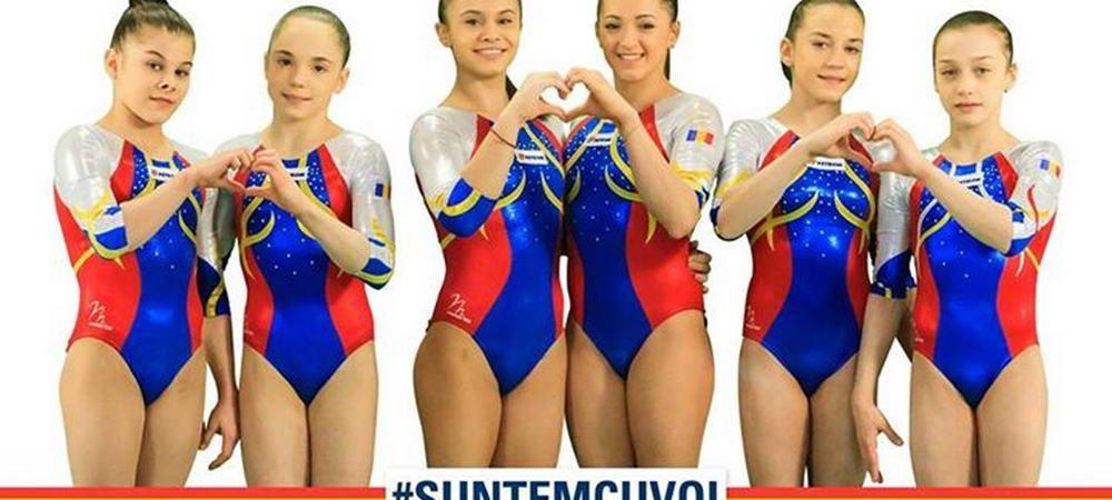 """""""Saptamana viitoare suntem la EURO"""" Chipciu, cel mai mare fan al echipei de gimnastica! Mesajul postat pe Facebook"""