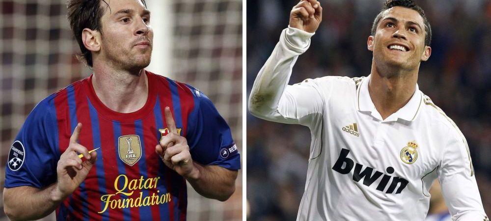 Realul recupereaza din distanta fata de Barca, Ronaldo si-o mareste fata de Messi! Cristiano, in continuare lider in topul pentru Gheata de Aur