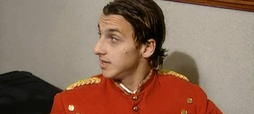 """""""Zlatan, trezeste-te si cara bagajele!"""" :) VIDEO absolut fabulos: Ibra, in rol de bellboy in 2002! Ce spunea atunci"""