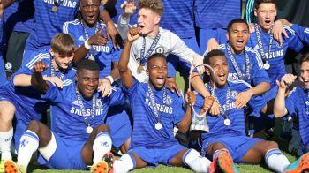 Chelsea a cucerit Liga Campionilor la tineret! Juniorii lui Mourinho au invins Sahtior in finala, dupa un meci nebun! Galerie FOTO