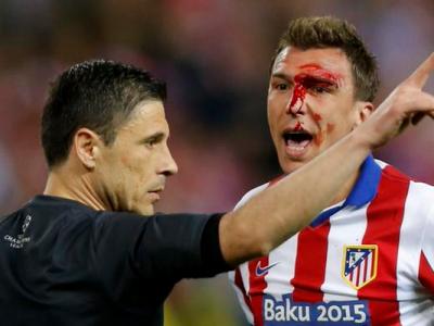 Carvajal si Ramos au scapat usor dupa ce l-au atacat pe Mandzukic cu lovituri de K1, fundasii Realului se scuza: FOTO
