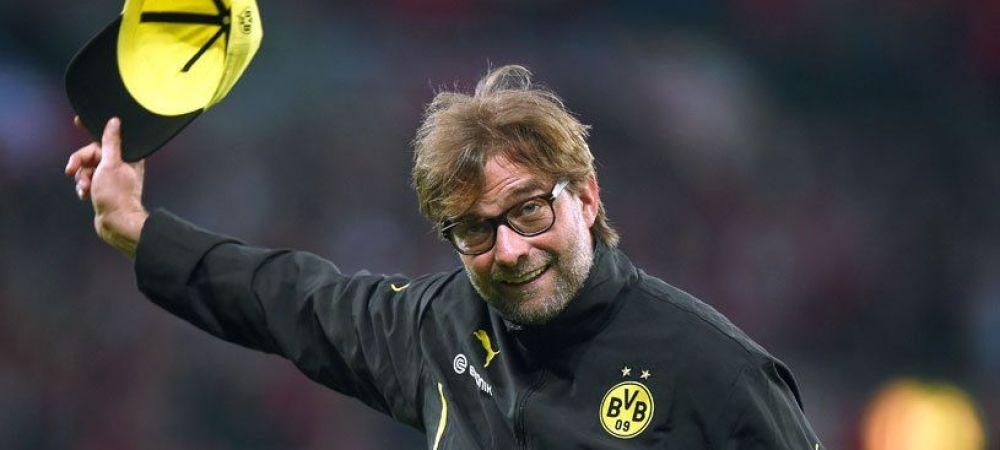"OFICIAL: Jurgen Klopp confirma despartirea de Borussia Dortmund. ""Multi suporteri din Dortmund sunt in stare de soc!"""
