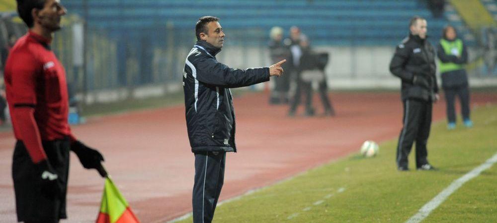 """NUMARUL 34! Antrenorul lui Gaz Metan si-a dat demisia: """"Vreau sa produc un soc la echipa, sunt sanse de salvare"""""""