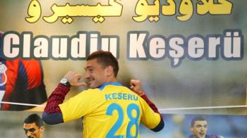 8 goluri in 9 meciuri   Keseru a terminat sezonul din Qatar cu un gol, dar echipa sa a pierdut!