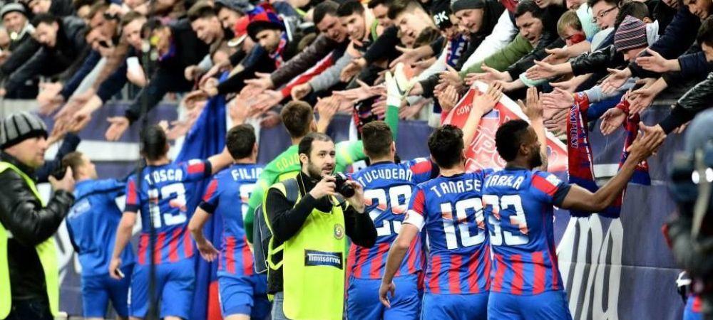 Suma imensa pe care Steaua a platit-o ca sa joace pe Ghencea. Armata incasa 60.000 de euro la fiecare meci disputat