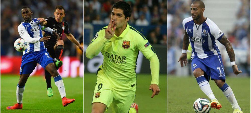 Cea mai buna echipa din Liga, fara Messi si Ronaldo! UEFA a stabilit cel mai bun prim 11 din mansa tur a sferturilor | FOTO