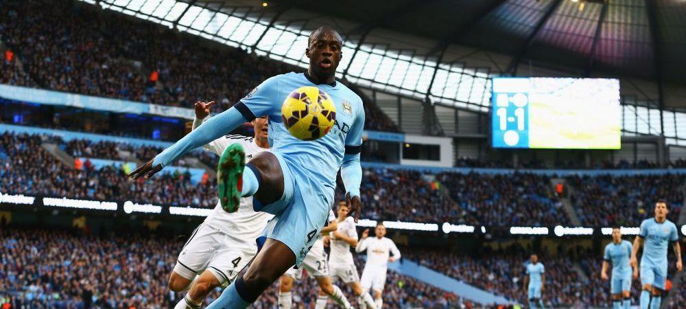 Cel mai LACOM fotbalist din lume. Suma incredibila pe care Yaya Toure o cere ca sa plece din vara de la Manchester City