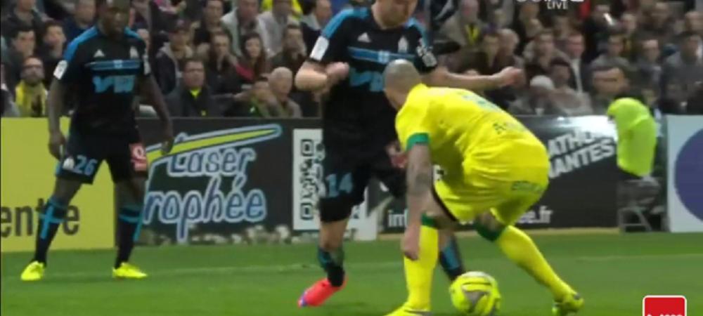 ASTA inseamna sa faci MAGIE pe terenul de fotbal! Ce a reusit Thauvin de la Marseille in fata unui adversar e FABULOS