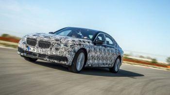 Noul BMW Seria 7 - Imagini in exclusivitate cu viitoarea bijuterie a nemtilor. Va putea fi controlata prin gesturi!