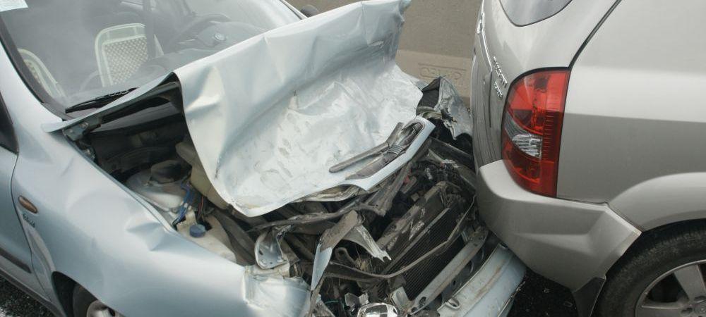 Tragedie in fotbal: un conducator si-a pierdut fiica intr-un teribil accident de circulatie