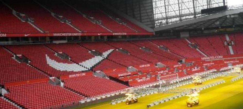 Old Trafford se transforma. Decizia luata de Manchester United dupa un contract RECORD de un miliard de euro