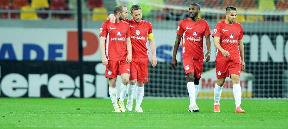 """S-a vorbit pe la TV ca nu avem sanse, asa ca Steaua s-a RELAXAT!"" Reteta umilintei Stelei gandita de Otelul:"