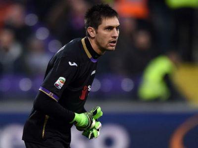 Tatarusanu, la 90 de minute de semifinalele Europa League! Sport.ro transmite joi returul Fiorentina - Dinamo Kiev, ora 22:00