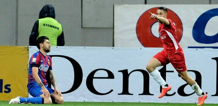 Reincarnare pe National Arena! Povestea necunoscuta a eroului Otelului din meciul cu Steaua, algerianul Jughurta Hamroun!