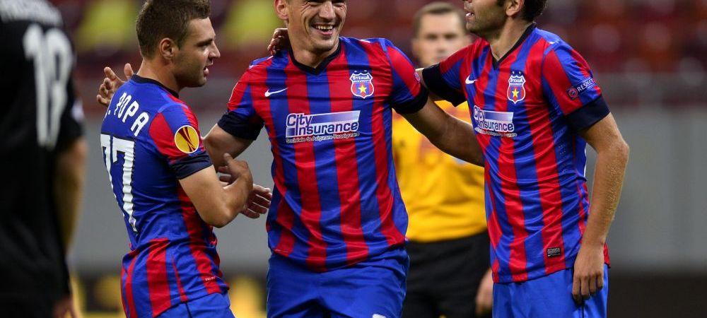 Keseru NU REZISTA departe de Steaua! Ce voia sa faca la ultimul meci pe care l-a vazut in Ghencea