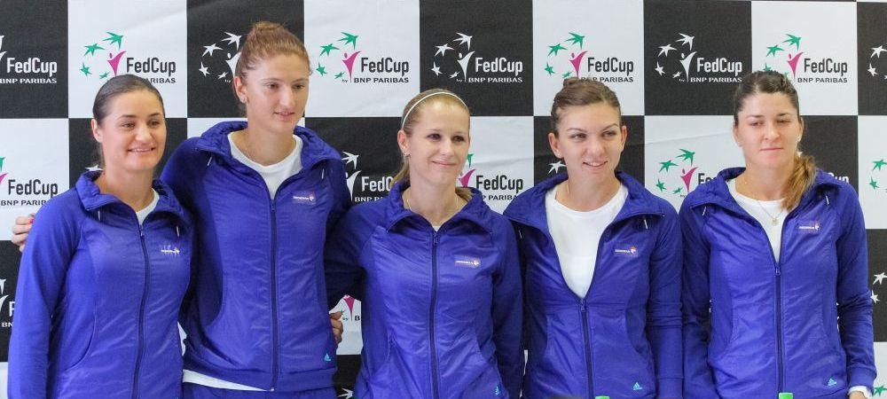 Noul clasament WTA: Alexandra Dulgheru, una dintre eroinele Romaniei de la FedCup, cade o pozitie, Andreea Mitu a mai urcat una