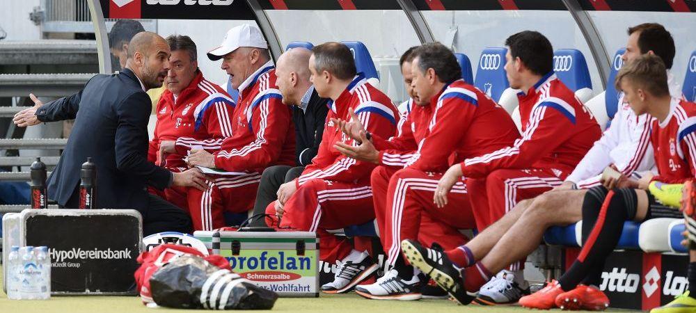 Bayern e cu accidentatii, Porto are suspendatii! Probleme pentru Guardiola si Lopetegui inaintea returului din sferturi, Lahm si Neuer risca suspendarea