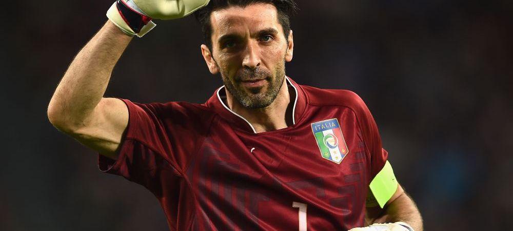Gigi si-a facut echipa. Gigi Buffon :) Portarul lui Juve a alcatuit Dream Team-ul Ligii Campionilor, in poarta l-a bagat pe Casillas