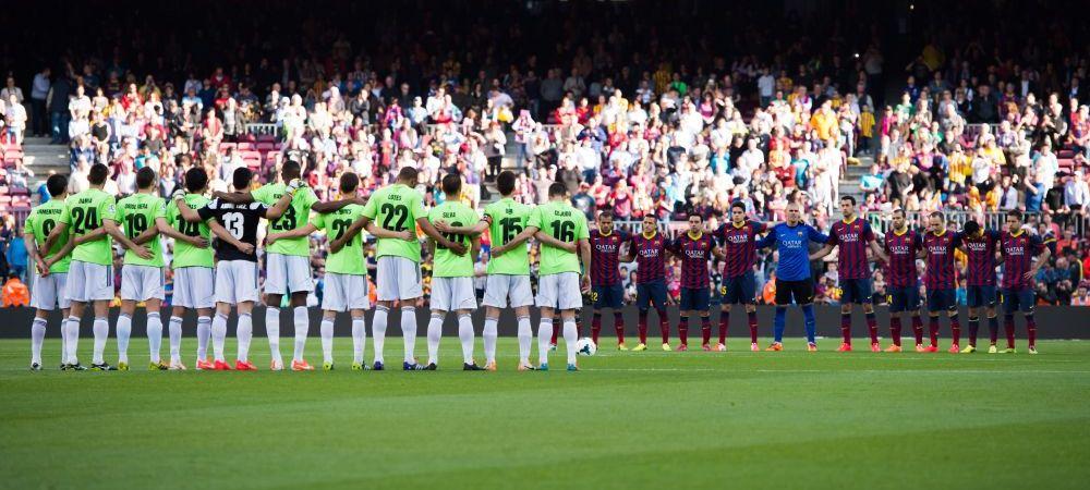 GEST din solidaritate facut la FC Barcelona! Sefii clubului au luat decizia cu cateva ore inainte de meciul din Champions League!