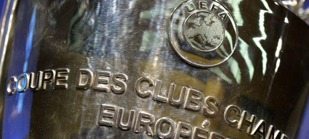 Champions League se schimba! Anuntul facut de UEFA despre campioanele care spera sa prinda grupele Ligii