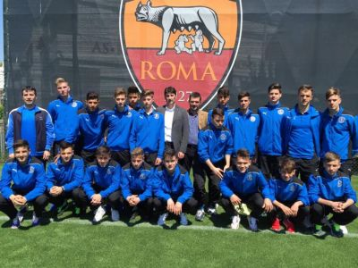 Pustii lui Hagi, victorie fantastica cu AS Roma, la U17. Noua senzatie de la echipa mare a fost titular