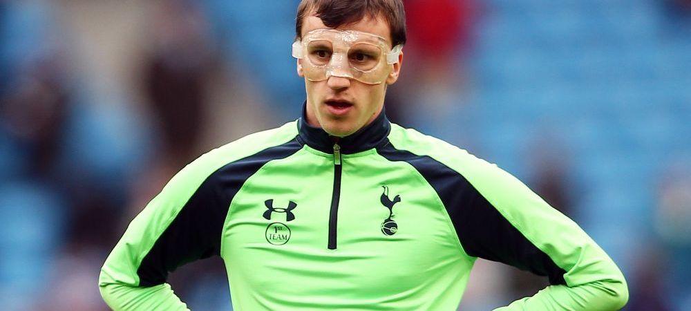 Nu mai are viitor in Anglia! Chiriches e pe lista celor 9 jucatori de care vrea sa scape Tottenham