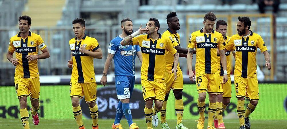 Club cu traditie, caut patron   Parma are ultima sansa la salvare, clubul a fost scos la vanzare pentru 20 de milioane de euro + datorii