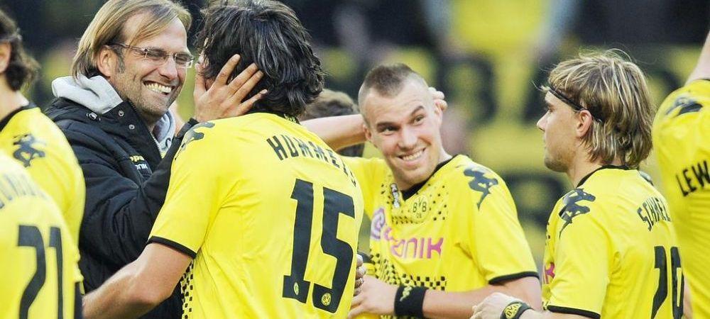 Incepe EXODUL la Dortmund! Dupa Klopp, un jucator important e gata de plecare! Ce GIGANT pune mana pe el