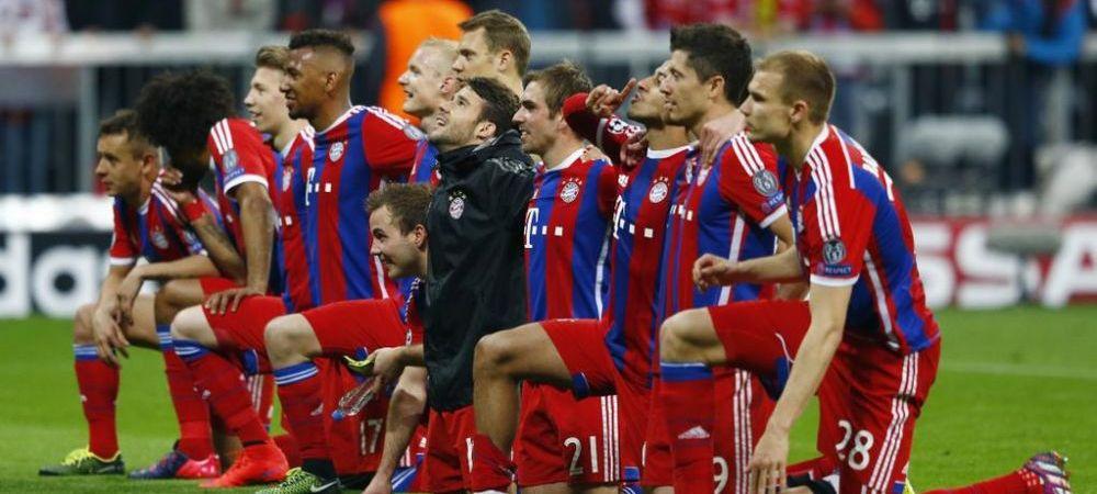 Moment SENZATIONAL dupa masacrul facut de Bayern in Liga! Toti jucatorii s-au pus in genunchi, apoi s-a declansat nebunia