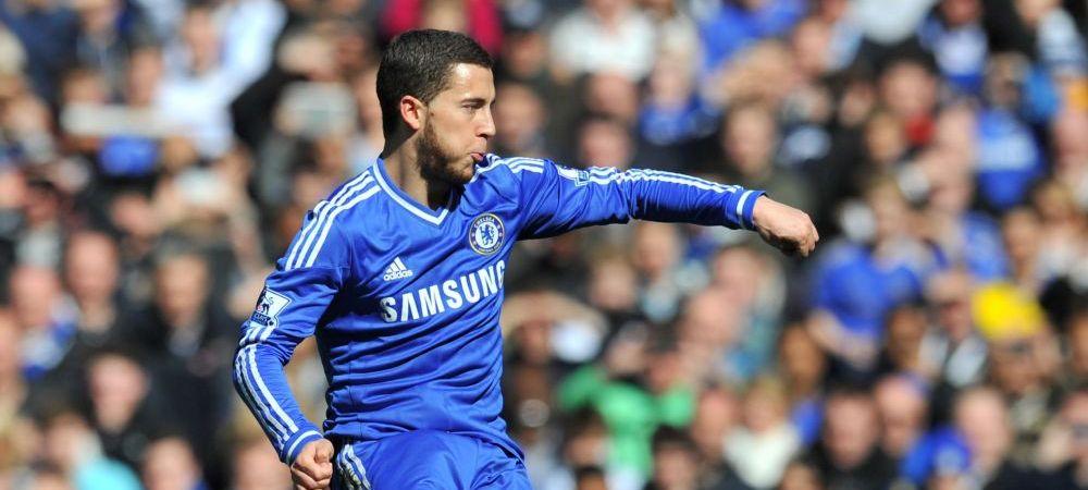 Declaratia care anunta un posibil transfer urias: Hazard la Real Madrid. Salariul GALACTIC al starului de la Chelsea