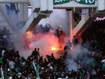 Un cutremur in fotbal? FIFA ameninta Grecia cu suspendarea pe o perioada nedeterminata, elenii ii acuza pe Blatter si Platini
