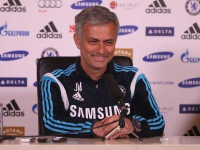 Aroganta motivata! La ce meci s-a uitat Mourinho aseara cand la televizor erau partidele decisive din Champions League