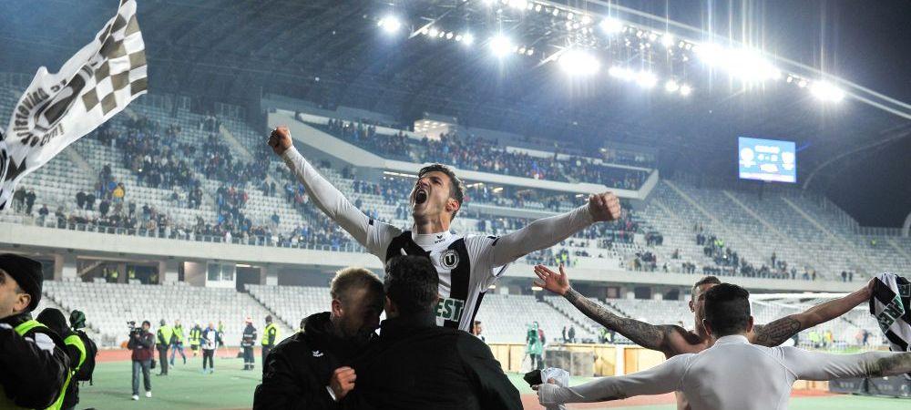 Fara salarii pana la finalul sezonului! Situatie dramatica la Universitatea Cluj chiar inainte de meciul cu Steaua