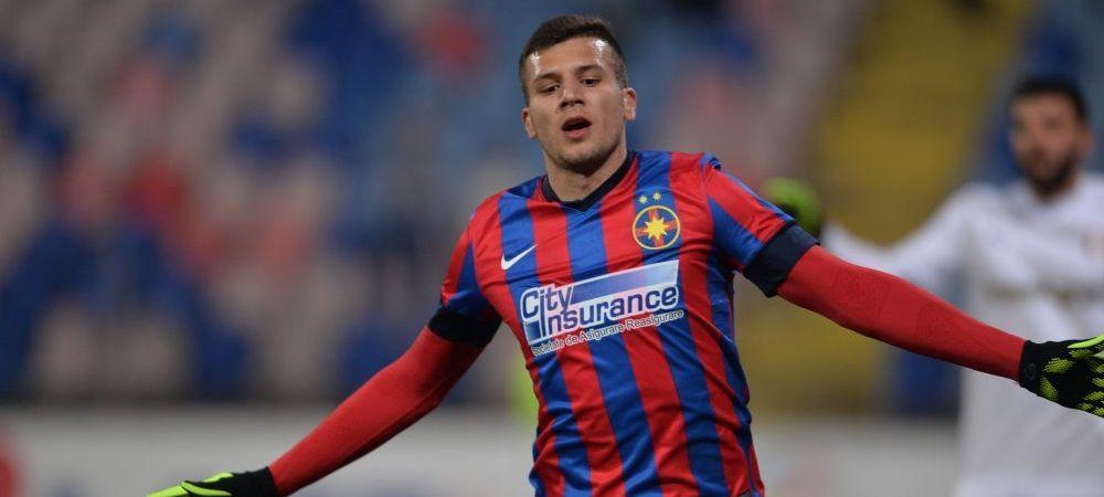 """""""Suntem la limita!"""" Saptamana care ii poate decide CARIERA la Steaua. Ce spune Tucudean inaintea primului meci in fata lui Dinamo"""