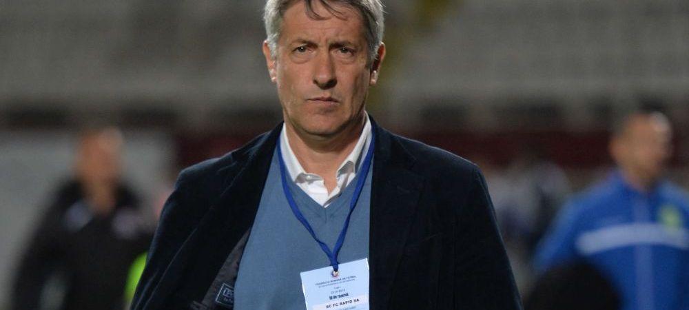 """Toti rapidistii tin sambata cu Steaua! Bergodi, la a doua victorie, Rapid viseaza la salvare: """"Nu pierdem nimic pana la final"""""""