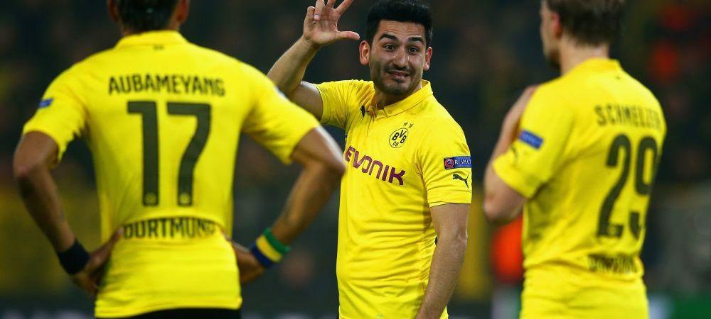Exod la Borussia, dupa incheierea EREI Klopp! Nemtii au batut palma cu o forta a Europei pentru Gundogan! Suma de transfer: 30 de milioane