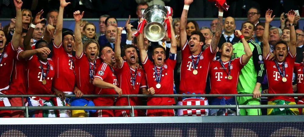 Bayern UBER ALLES! Guardiola, la al doilea titlu consecutiv in Germania! Urmeaza socul din Liga Campionilor cu Barcelona