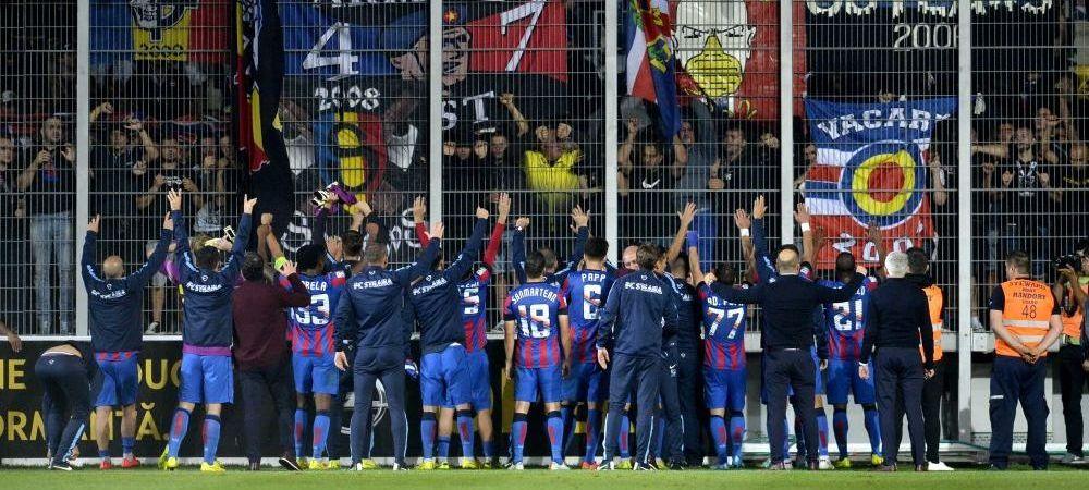 Decizie RADICALA a ultrasilor Stelei! Ce fac suporterii la meciurile cu Tg. Mures si Dinamo