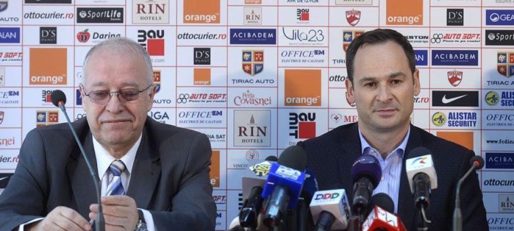 Dinamo, fara CONDUCERE! Anghelache si Daniel Stanciu si-au anuntat demisia. Vine Dinu Gheorghe?
