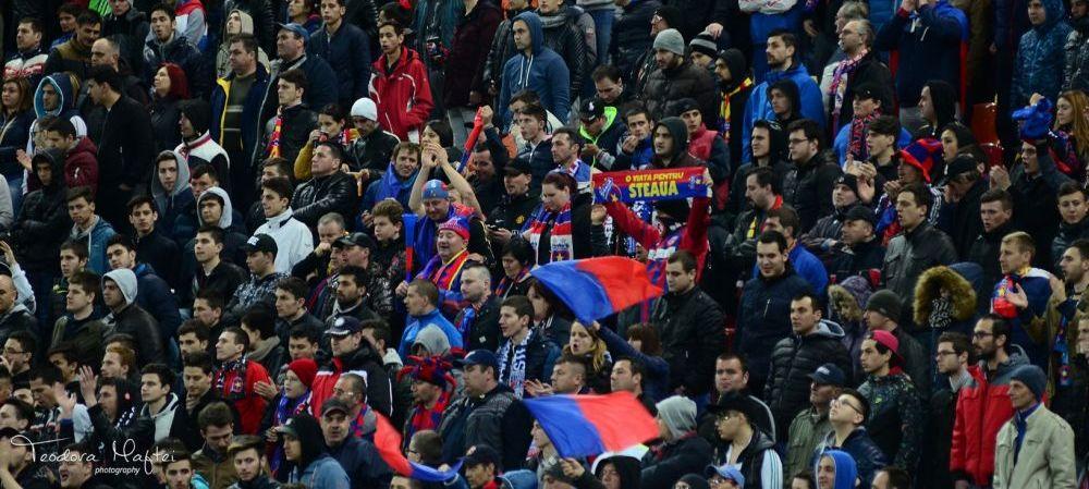 RECORD pentru Steaua! Conducerea vrea SHOW total in meciul cu ASA Targu Mures! Ce urmeaza pe Arena Nationala: