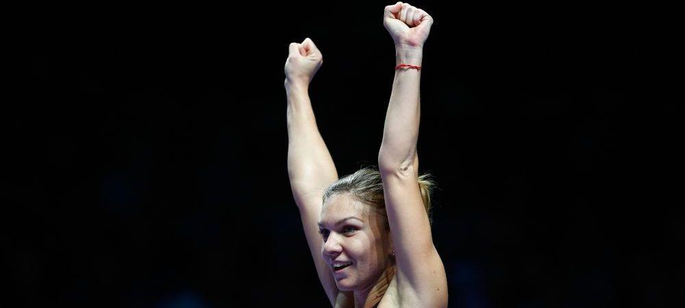 """A REVENIT la """"locul faptei""""! Halep vrea sa reia cel mai tare parcurs din cariera! Ziua in care a inceput cursa spre nr.1 WTA:"""