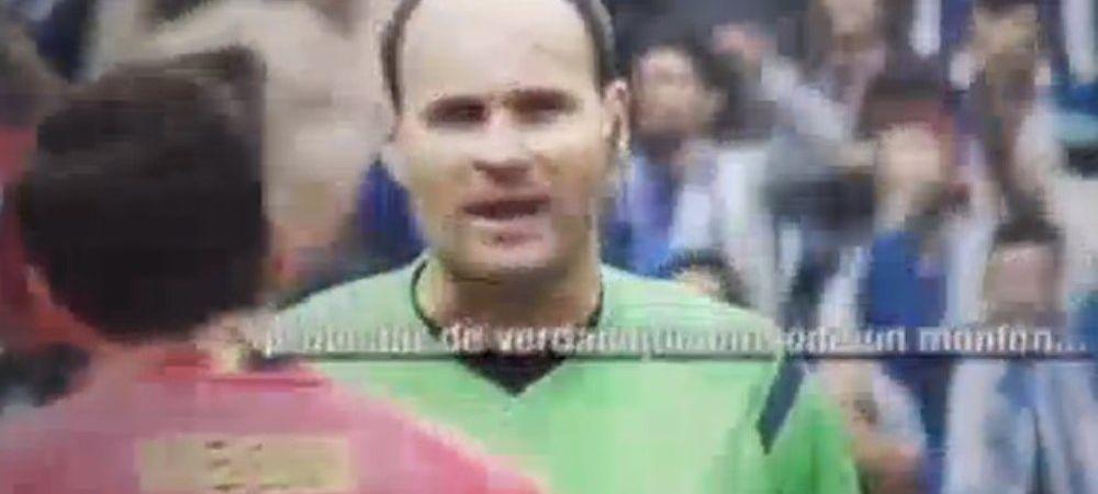 Dialog incredibil intre Messi si arbitru la ultimul meci. Ce i-a spus centralul dupa ce l-a eliminat pe Alba
