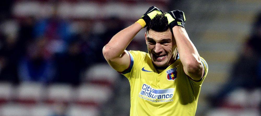 """""""Sunt tentat sa revin la Steaua! ORICAND!"""" Mesajul lui Keseru in cea mai grea saptamana a sezonului pentru Galca"""