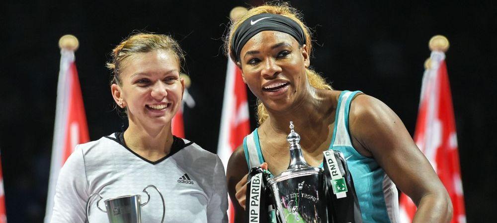 """""""Cat vei mai rezista asa?"""" Raspunsul Serenei Williams pentru WTA despre lupta cu Simona Halep pentru numarul 1 mondial"""