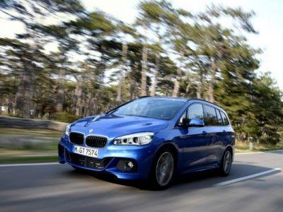 Test in exclusivitate pentru Romania cu noul Seria 2 Gran Tourer, primul BMW cu tractiune fata si 7 locuri