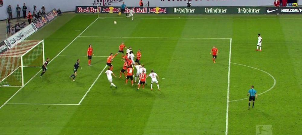 """NO, NO, it's not 1-1, it's 2-1!"" Un portar a marcat din actiune, comentatorii au innebunit! VIDEO"