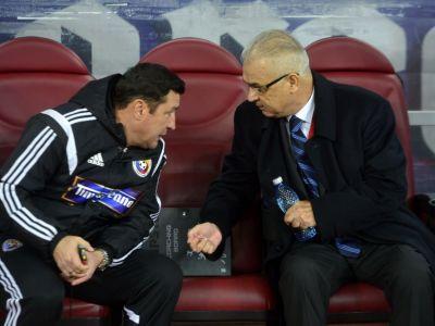 """Liga I, sub nivelul marii: """"Trebuie sa ai nervi de fier sa te uiti la un meci! Nu m-as fi uitat daca nu eram selectioner!"""""""