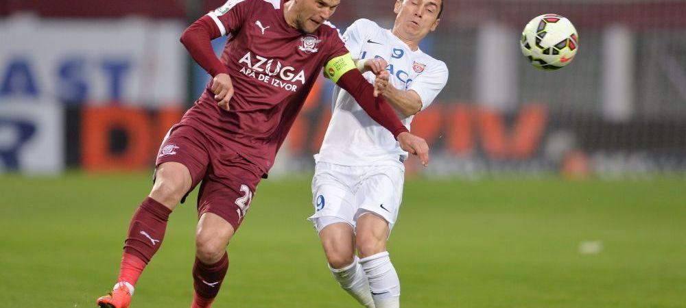 """Rapidistii se incurca, dar continua sa spere! Sapunaru, optimist dupa 2-2 cu Botosani: """"Tinem capul sus, mai sunt meciuri"""""""